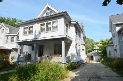 Madison Multi Family Home For Sale: 2326 Center Ave