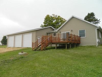 Evansville Single Family Home For Sale: 4141 N Tuttle Rd
