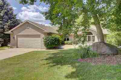 Dane County Single Family Home For Sale: 1324 Stratford Ct
