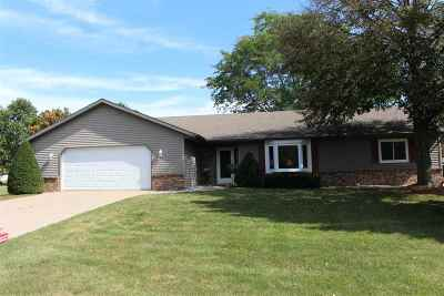 Deforest Single Family Home For Sale: 205 S Halsor St