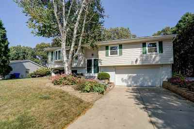 Dane County Single Family Home For Sale: 5206 Meadowood Dr