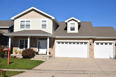 Dane County Single Family Home For Sale: 5236 Day Lily Pl