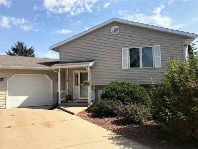 Dane County Condo/Townhouse For Sale: 119 Karl Ave #D