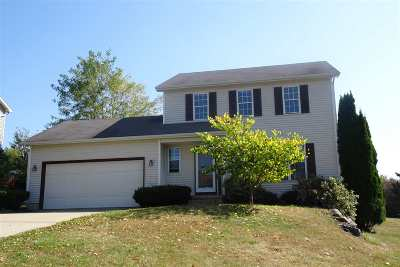 Dane County Single Family Home For Sale: 104 Terrace Ct