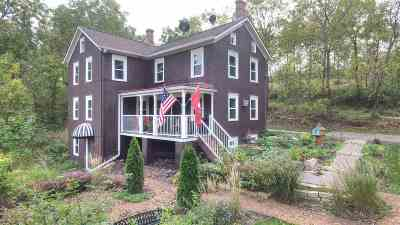 Green County Single Family Home For Sale: N8103 Zentner Rd