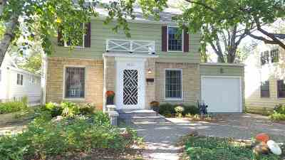 Madison WI Single Family Home For Sale: $387,500