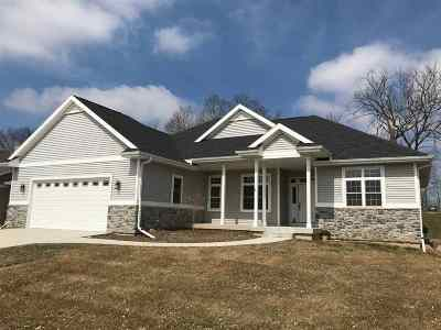 McFarland Single Family Home For Sale: 6084 Prairie Wood Dr