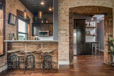 Madison Condo/Townhouse For Sale: 123 N Blount St #604