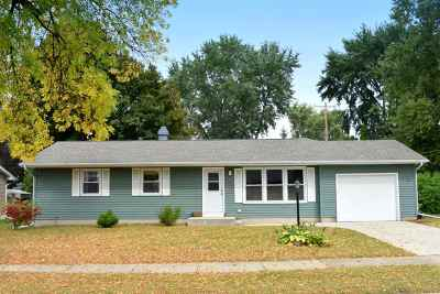 Madison Single Family Home For Sale: 4618 Bunker Hill Ln