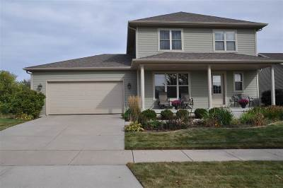 Madison Single Family Home For Sale: 509 Orion Tr