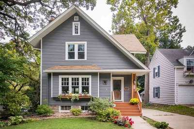 Dane County Single Family Home For Sale: 135 E Prospect St