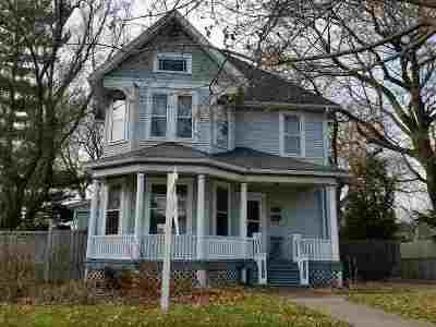 Dane County Single Family Home For Sale: 116 S Van Buren St