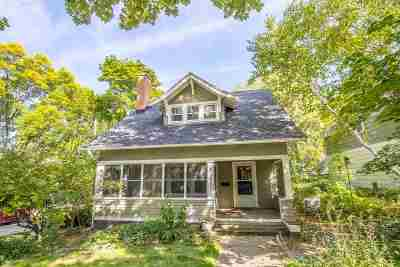 Dane County Single Family Home For Sale: 2302 Willard Ave