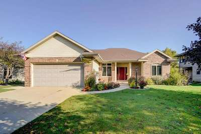 Dane County Single Family Home For Sale: 6626 Whittlesey Rd