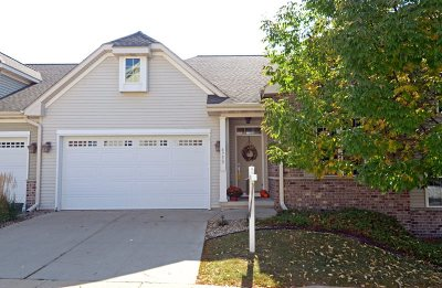 Deforest Condo/Townhouse For Sale: 6753 Village Walk Ln