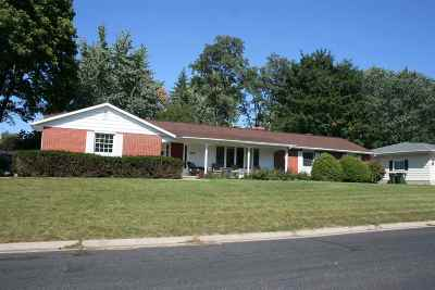 Dane County Single Family Home For Sale: 440 Lincoln Dr