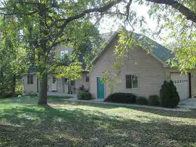 Iowa County Single Family Home For Sale: 8607 W Moscow Rd