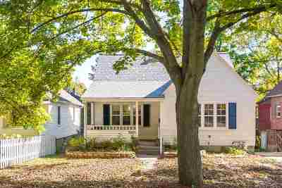 Madison Single Family Home For Sale: 3605 Gregory Street