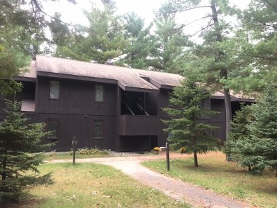 Wisconsin Dells Condo/Townhouse For Sale: 5 Spruce Tr