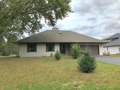 Sauk City Single Family Home For Sale: 1351 Water St
