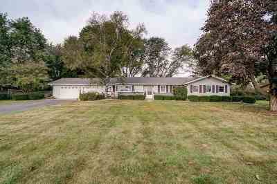 Verona Single Family Home For Sale: 3795 Pioneer Rd