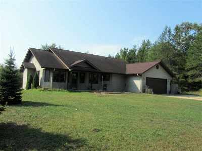 Friendship Single Family Home For Sale: 1821 County Road F