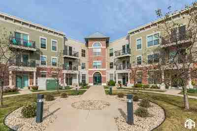 Sun Prairie Condo/Townhouse For Sale: 2581 Smith's Xing #302