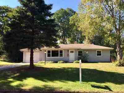 Madison Single Family Home For Sale: 5141 Loruth Terr