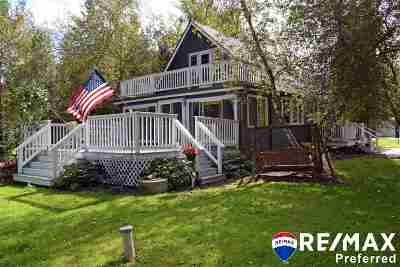 Sauk County Single Family Home For Sale: E4706 Tanager Ct