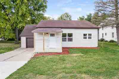 Deforest Single Family Home For Sale: 309 E North St