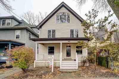 Madison Single Family Home For Sale: 1351 Rutledge St