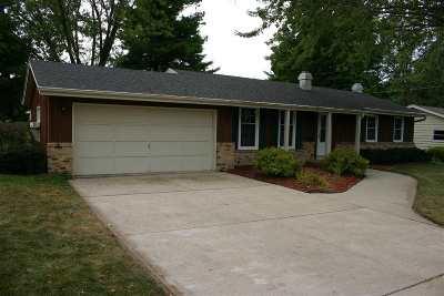 Edgerton Single Family Home For Sale: 431 Hemphill Ave