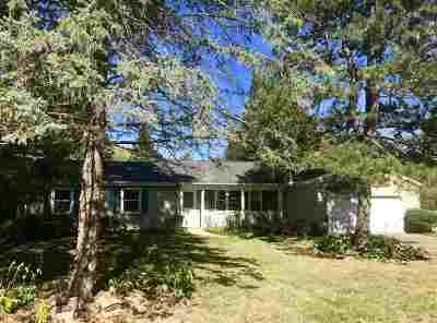 Madison Single Family Home For Sale: 6406 Old Sauk Rd