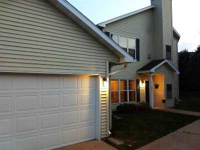 Sun Prairie Condo/Townhouse For Sale: 540 Kelvington Dr #D/4