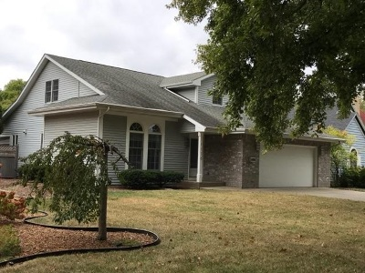 Janesville Single Family Home For Sale: 1158 Columbus Cir
