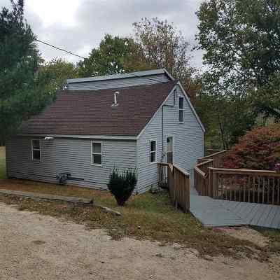 Beloit Single Family Home For Sale: 3550 W Bass Creek Rd