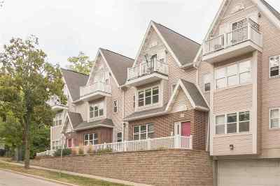 Madison Condo/Townhouse For Sale: 309 N Blount St #C