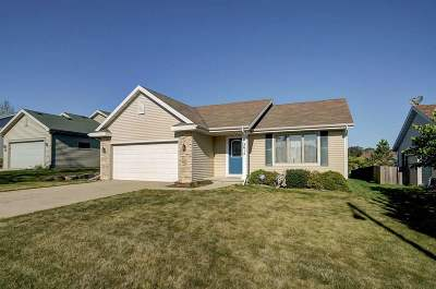 Madison Single Family Home For Sale: 3614 Sabertooth Tr