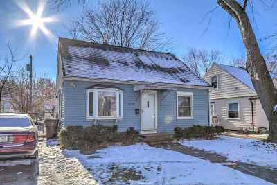 Madison Single Family Home For Sale: 2629 Myrtle St