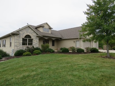 Dodge County Single Family Home For Sale: W4001 Hwy 49