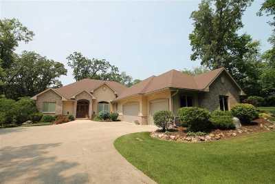 Milton Single Family Home For Sale: 8404 N Eagle Dr
