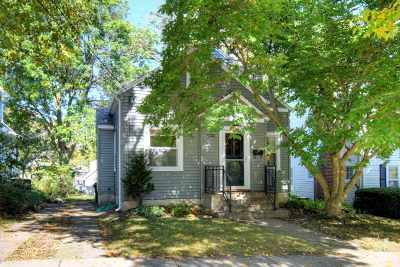 Madison Single Family Home For Sale: 2722 Kendall Ave