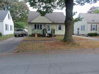Madison Single Family Home For Sale: 2530 Coolidge St