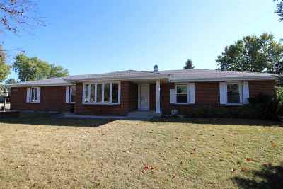 Beloit Single Family Home For Sale: 3179 S High Crest Rd