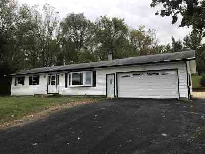 McFarland Single Family Home For Sale: 4171 Mahoney Rd