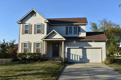 Verona Single Family Home For Sale: 9806 Soaring Sky Run