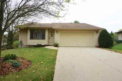 Madison Single Family Home For Sale: 6 Spear Cir