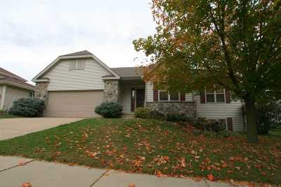 Madison Single Family Home For Sale: 7710 Twinflower Dr