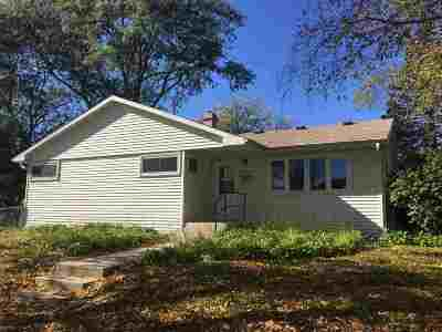Madison Single Family Home For Sale: 702 S Midvale Blvd