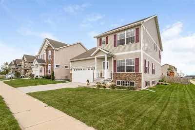 Sun Prairie Single Family Home For Sale: 302 S Legacy Way